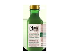 Image of product Maui Moisture - Fine, Weak Hair Bamboo Fibers Shampoo, 385 ml