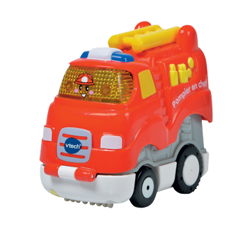 Image 2 of product Vtech - Go! Go! Smart Wheels, Red