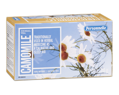 Image of product Personnelle - Chamomile, 20 teabags