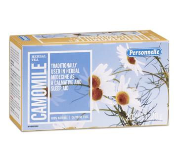 Image of product Personnelle - Chamomile, 20 units
