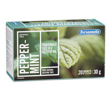 Image of product Personnelle - Peppermint, 20 units