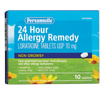 Image of product Personnelle - Allergy Remedy, 10 units
