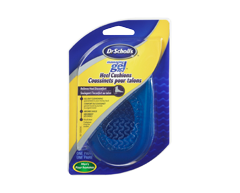 Image of product Dr. Scholl's - Massaging Gel Heel Cushions, 1 pair