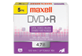 Thumbnail of product Maxell - DVD+R, 5 units