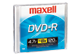 Thumbnail of product Maxell - DVD-R 4.7 GB, 1 unit