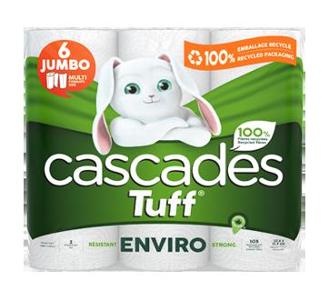 Tuff Enviro Paper Towel, 6 units