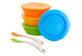Thumbnail of product Munchkin - Love-A-Bowl Bowls, Lids and Spoons Set, 10 units