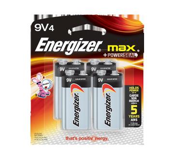 Max 9V Battery Pack