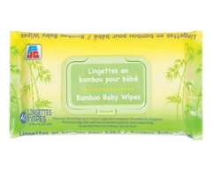 Image of product PJC - Bamboo Baby Wipes, 40 units