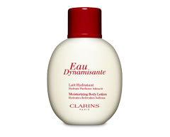 Image of product Clarins - Eau Dynamisante Moisturizing Body Lotion, 250 ml