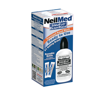 Image 1 of product NeilMed - SinuFlo Ready Rinse, 3 units