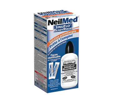 Image 2 of product NeilMed - SinuFlo Ready Rinse, 3 units