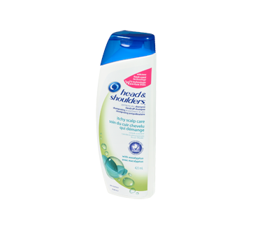 Image 1 of product Head & Shoulders - Dandruff Shampoo, 420 ml, Itchy Scalp Care With Eucalyptus