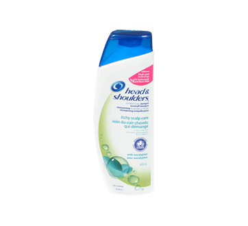 Image 3 of product Head & Shoulders - Dandruff Shampoo, 420 ml, Itchy Scalp Care With Eucalyptus