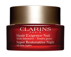 Image of product Clarins - Super Restorative Night Wear, 50ml, All skin types