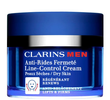 Image of product ClarinsMen - Line-Control Cream, 50 ml, Dry Skin