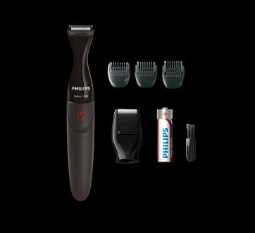 Image 2 of product Philips - Multigroom Ultra Series 1000 Precise Beard Styler, 1 unit