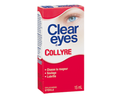 Image of product Clear Eyes - Clear Eyes Collyre, 15 ml