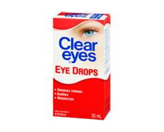 Image of product Clear Eyes - Clear Eyes Collyre, 30 ml