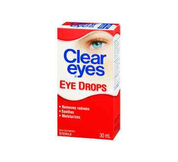Image 1 of product Clear Eyes - Clear Eyes Collyre, 30 ml