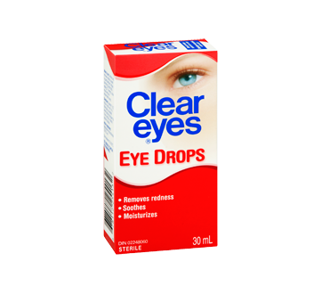Image 2 of product Clear Eyes - Clear Eyes Collyre, 30 ml