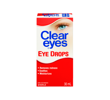 Image 3 of product Clear Eyes - Clear Eyes Collyre, 30 ml