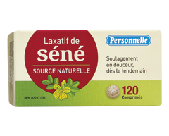 Image of product Personnelle - Senna Laxative, 120 units