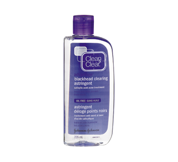 Image of product Clean & Clear - Advantage Blackhead Clearing Astringent, 235 ml