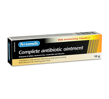 Image of product Personnelle - Complete Antibiotic Ointment, 15 g