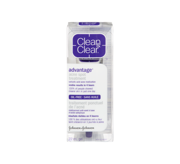 Image 3 of product Clean & Clear - Advantage Acne Spot Treatment, 22 ml