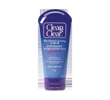 Image of product Clean & Clear - Blackhead Eraser Scrub, 141 g
