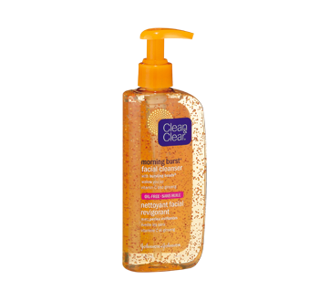 Image of product Clean & Clear - Morning Burst Facial Cleanser, 240 ml