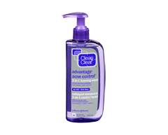 Image of product Clean & Clear - Advantage Acne Control 3-in-1 Foaming Wash, 240 ml