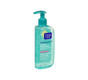 Image 2 of product Clean & Clear - Morning Burst Hydrating Facial Cleanser, 235 ml