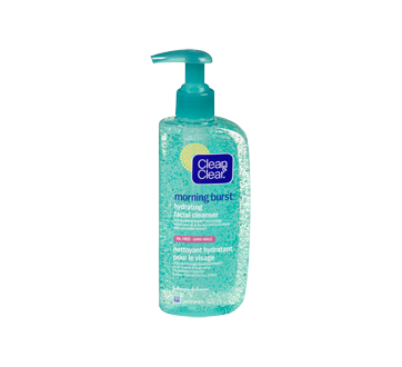 Image 3 of product Clean & Clear - Morning Burst Hydrating Facial Cleanser, 235 ml
