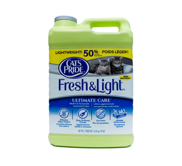 Light Cat Litter That Is Dust Free