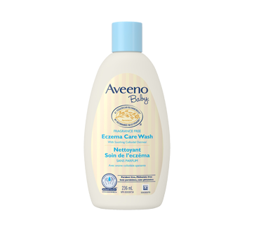 Image 1 of product Aveeno Baby - Eczema Care Body Wash, 236 ml