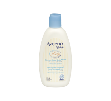 Image 3 of product Aveeno Baby - Eczema Care Body Wash, 236 ml