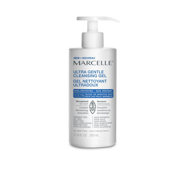 Image of product Marcelle - Ultra Gentle Cleansing Gel, 350 ml