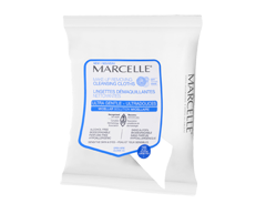Image of product Marcelle - Ultra-Gentle Make-Up Removing Cleansing Cloths, 25 units