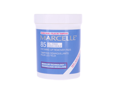 Image of product Marcelle - Oil-Free Eye Makeup Remover Pads, 85 units