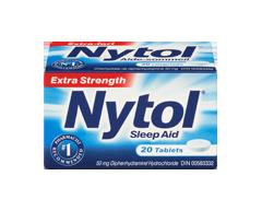 Image of product Nytol - Nytol Sleep Aid Extra Strength, 20 units