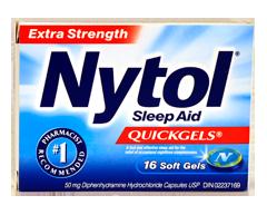 Image of product Nytol - Nytol Sleep Aid Extra Strength, 16 units