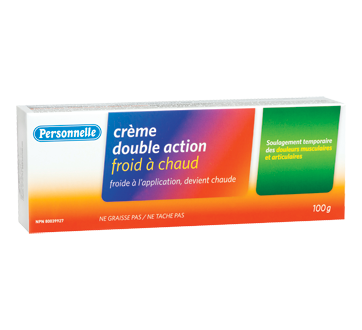 Image of product Personnelle - Dual Action Cream, 100 g