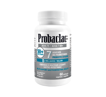 Image of product Probaclac - Adult 50 + Probiotic, 60 units