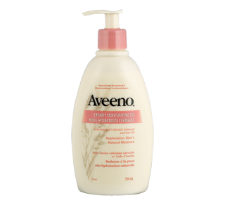 Creamy Moisturizing Oil, 354 ml – Aveeno : Body Oil