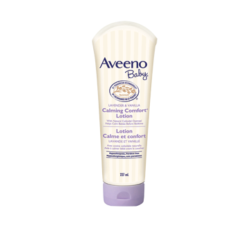 Image of product Aveeno Baby - Calming Comfort Lotion, 227 ml
