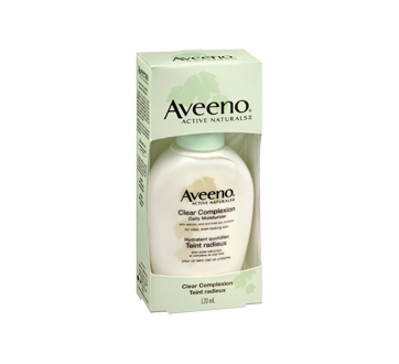 Image 2 of product Aveeno - Clear Complexion Daily Moisturizer, 120 ml