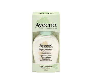 Image 3 of product Aveeno - Clear Complexion Daily Moisturizer, 120 ml