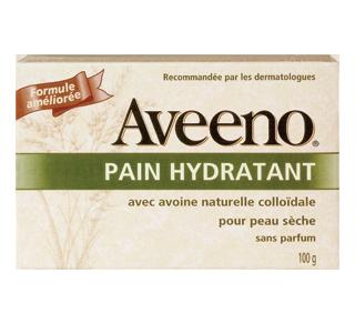 Moisturizing Bar for Dry Skin, 100 g – Aveeno : Soap